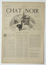 Journal Le Chat Noir